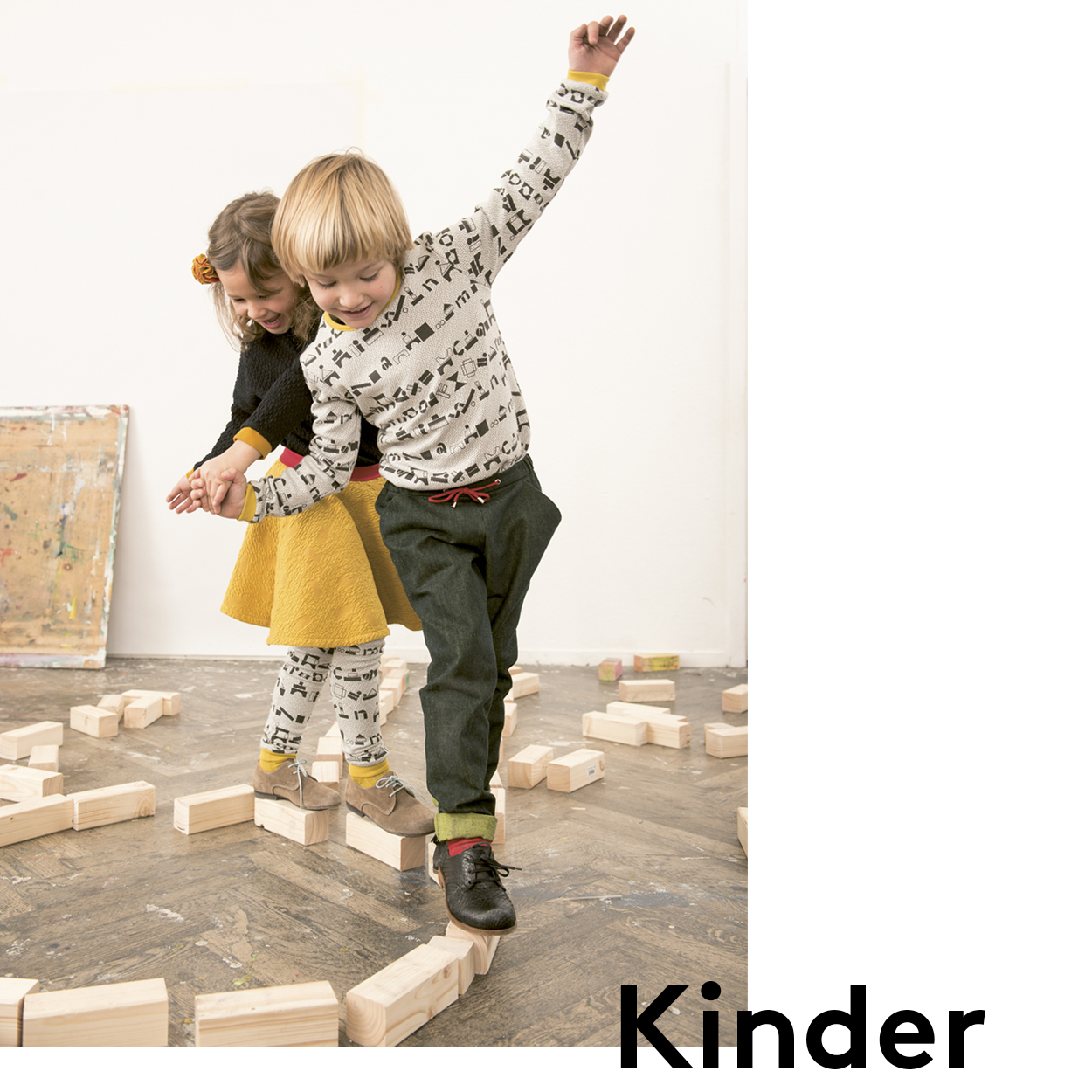 die kids kollektion herbst-winter 2016/2017