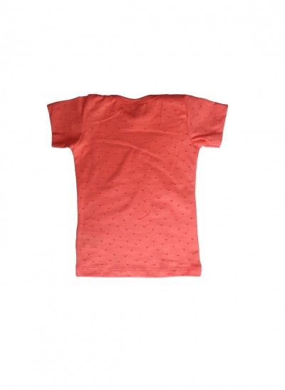 BASIC T-SHIRT AJOUR JERSEY BABY – image 2