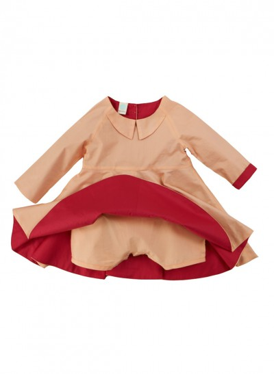 FESTIVE DRESS SILKY COTTON BABY – image 5
