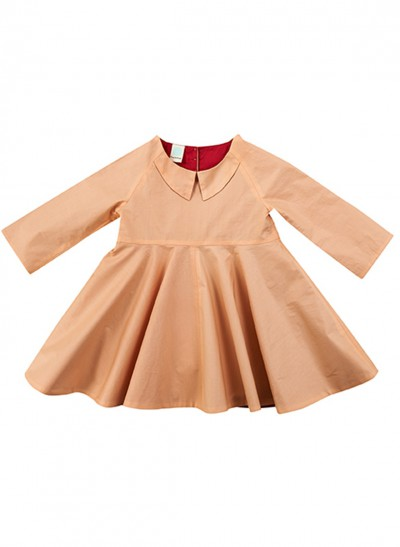 FESTIVE DRESS SILKY COTTON BABY – image 6