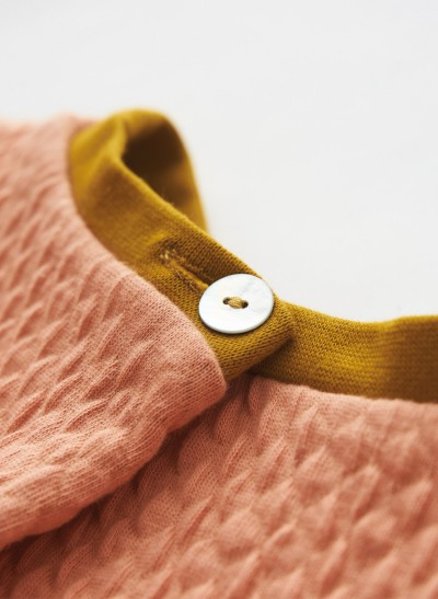 MACARONS CLASSICS WOOL PULLOVER WAFFLE – image 5