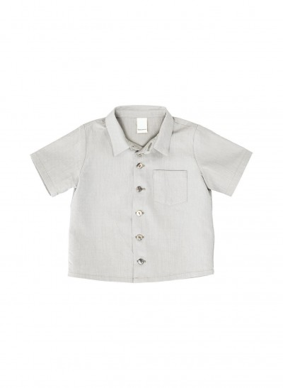SHORT SLEEVE SHIRT LINETTE – image 1